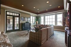 Mansions magnificent golf course home