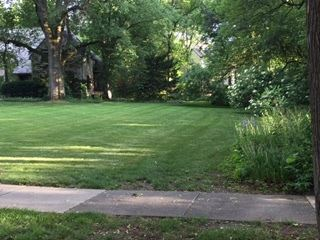 The best buildable lot in Southeast Hinsdale luxury homes