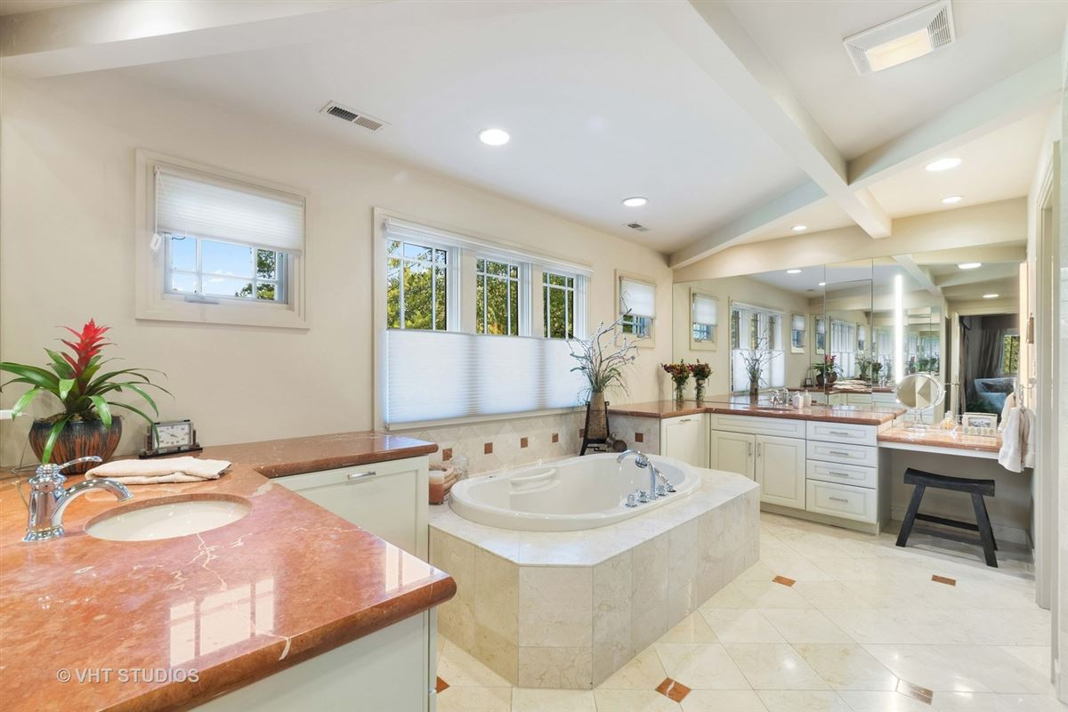 Mansions in year-round resort living