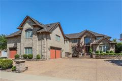 SPECTACULAR SETTING ON LAKE WALLOON luxury real estate