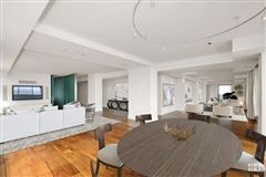 Luxury homes spacious full-floor smart home