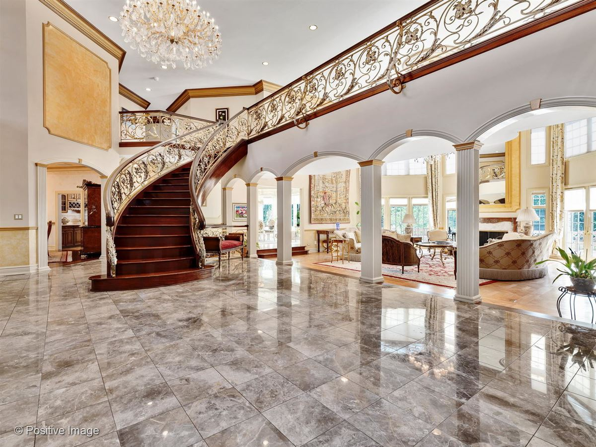 Majestic all stone estate  mansions