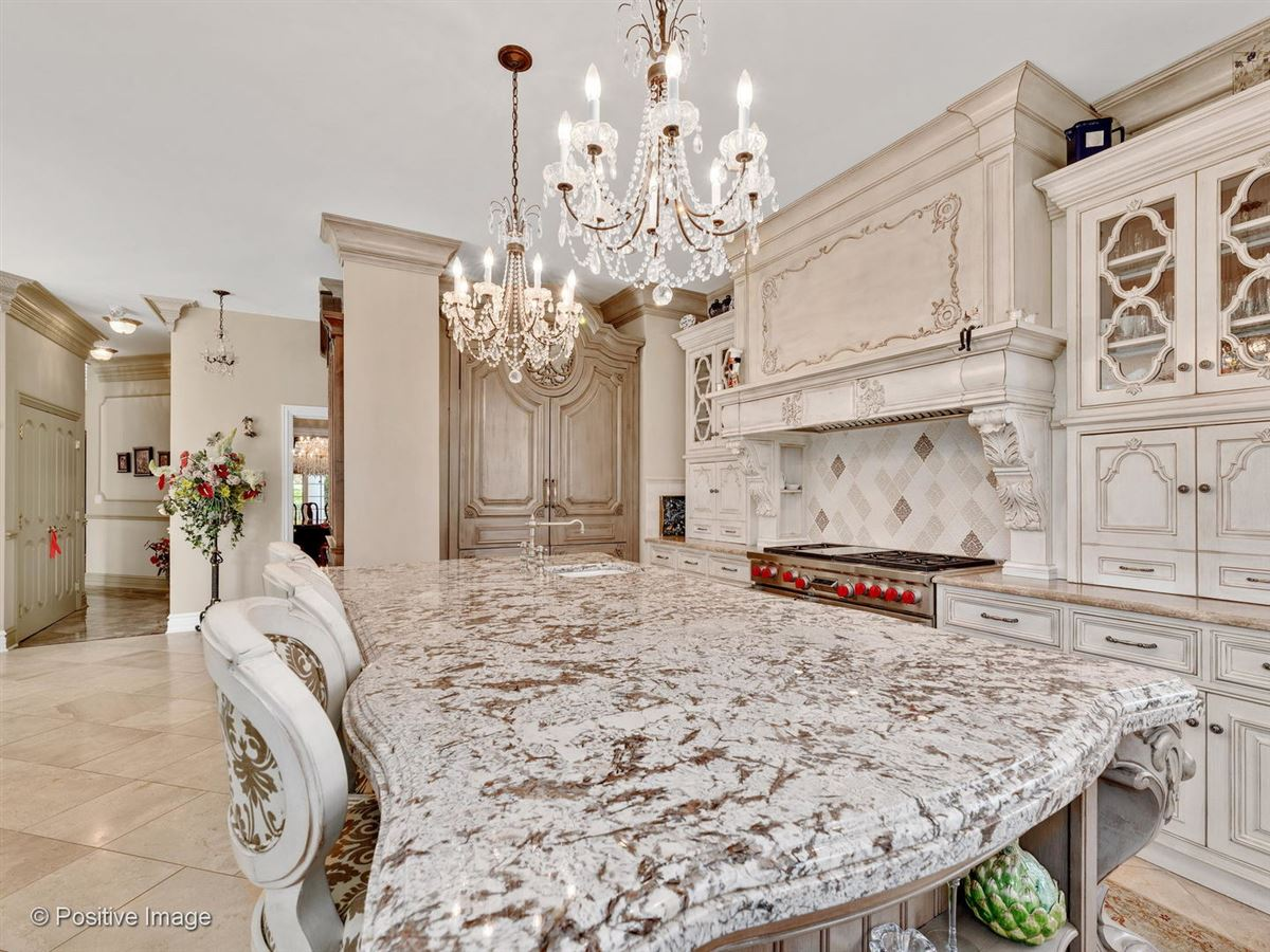 Luxury homes in Majestic all stone estate