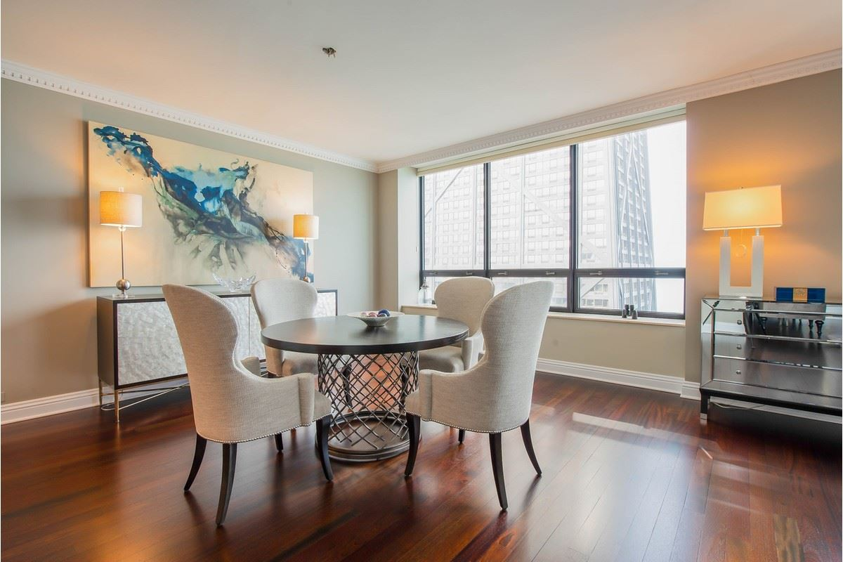 total renovation in Iconic Water Tower Place luxury real estate