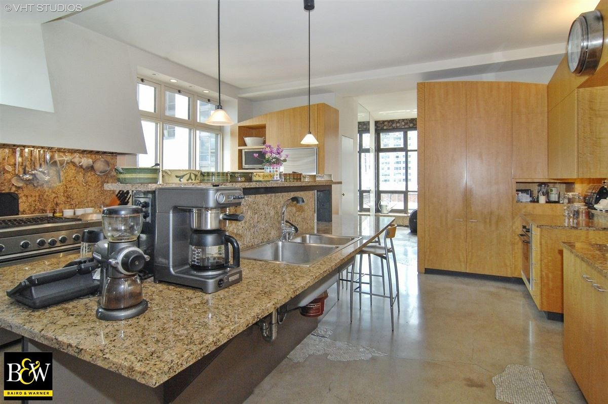 elegant half floor penthouse residence luxury real estate