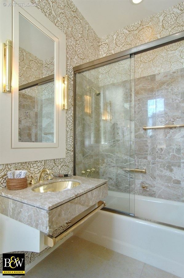 Luxury homes elegant half floor penthouse residence