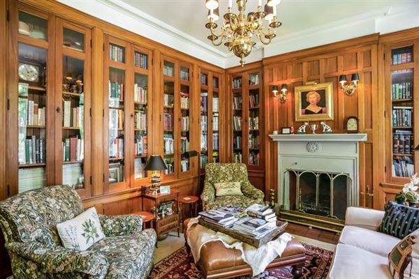Historically renovated Georgian Revival luxury homes