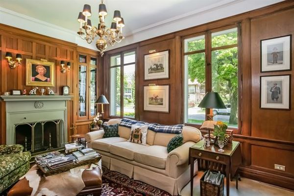 Historically renovated Georgian Revival luxury properties