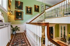 Mansions Historically renovated Georgian Revival