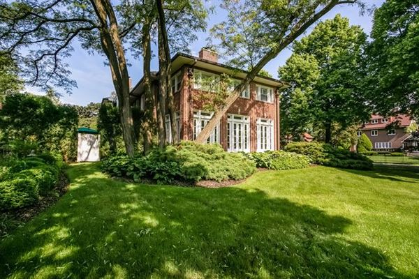 Luxury homes in Historically renovated Georgian Revival