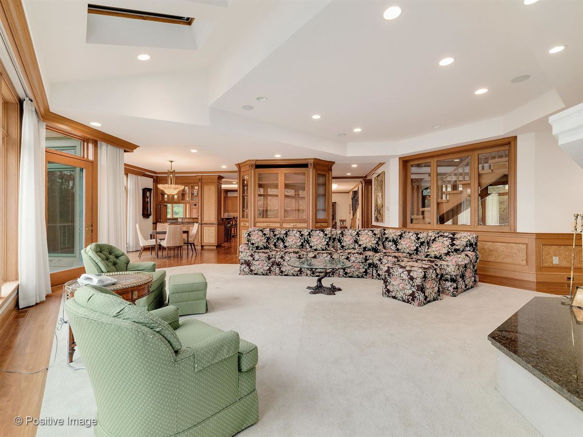Luxury homes in one of a kind custom home in spectacular setting