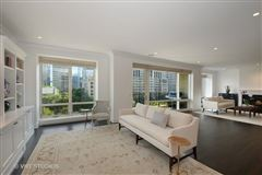Luxury homes in stunning residence in one of chicagos premier full-service buildings