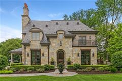Luxury homes luxurious French chateau style home