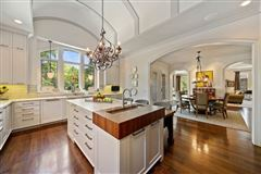 Luxury homes in luxurious French chateau style home