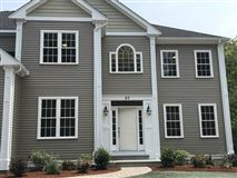 state-of-the-art new construction colonial luxury homes