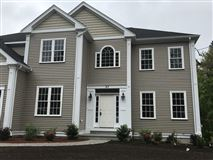 Luxury real estate state-of-the-art new construction colonial