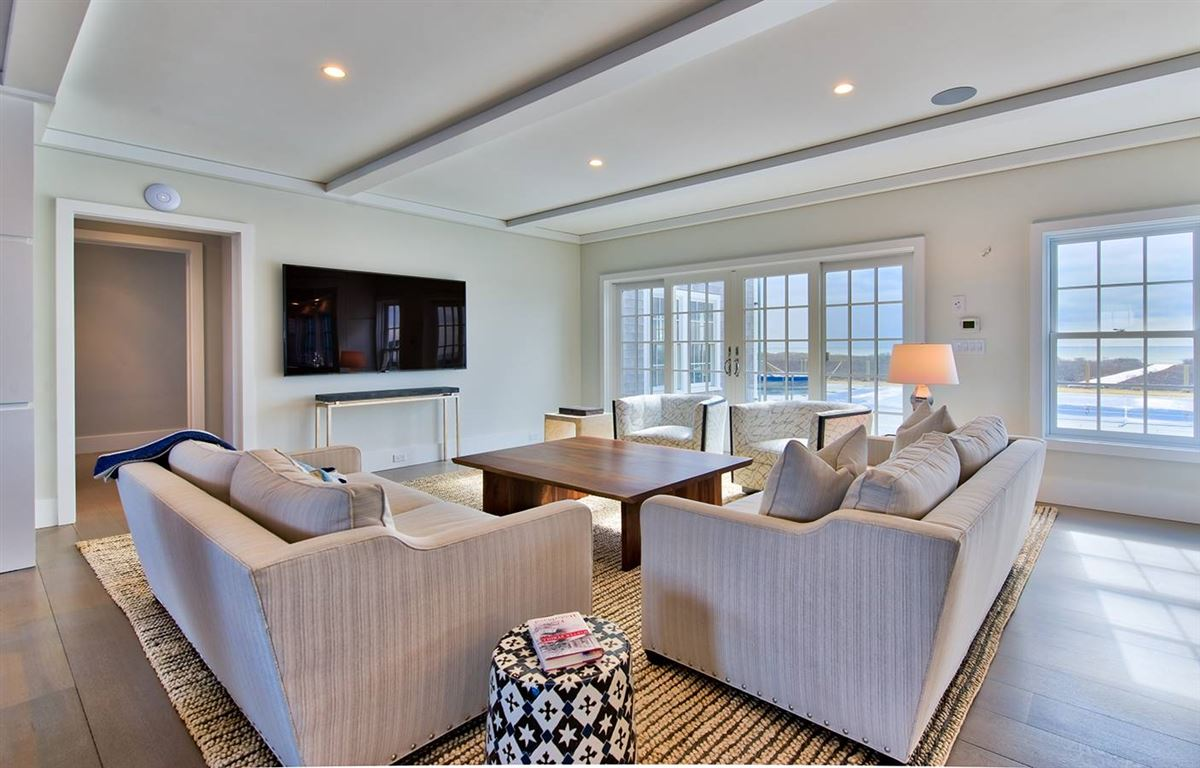 Luxury homes in spectacular Madequecham waterfront property