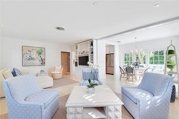 Luxury properties turnkey home with golf course views