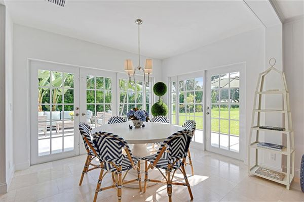 Luxury homes in turnkey home with golf course views