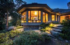 Stunning home offers views of the ocean luxury properties