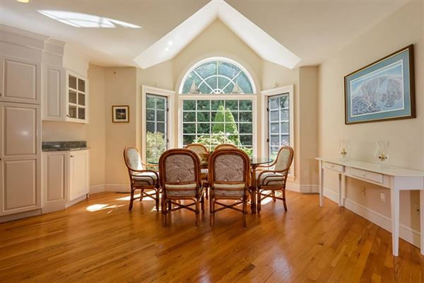 Luxury real estate Gracious Osterville Colonial