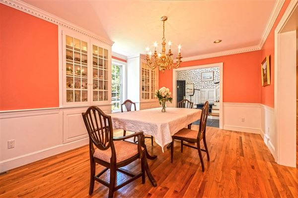 Gracious Osterville Colonial luxury real estate