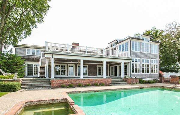 Luxury homes  exceptional estate in chatham