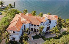 Mansions Modern Mediterranean masterpiece