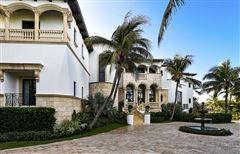 Modern Mediterranean masterpiece mansions