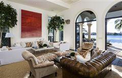Luxury properties Modern Mediterranean masterpiece