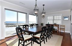 front row position on Long Island Sound luxury properties