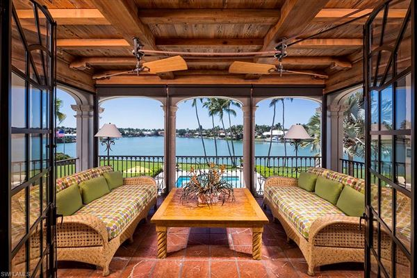 superb home in naples luxury homes