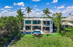 Luxury real estate ultra modern masterpiece in hillsboro beach