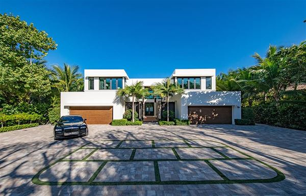 Luxury homes ultra modern masterpiece in hillsboro beach