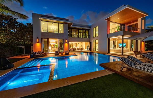 Luxury properties ultra modern masterpiece in hillsboro beach
