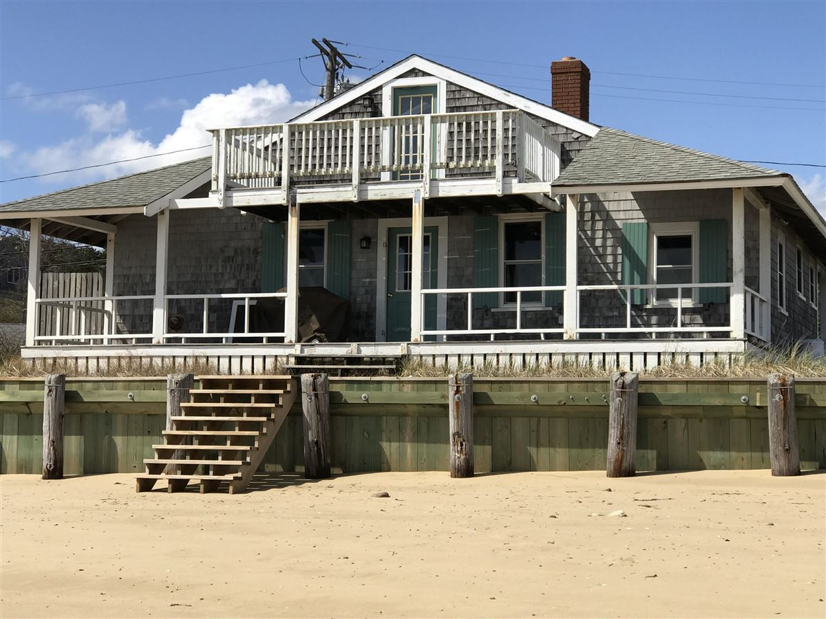 Luxury homes in your own private beach