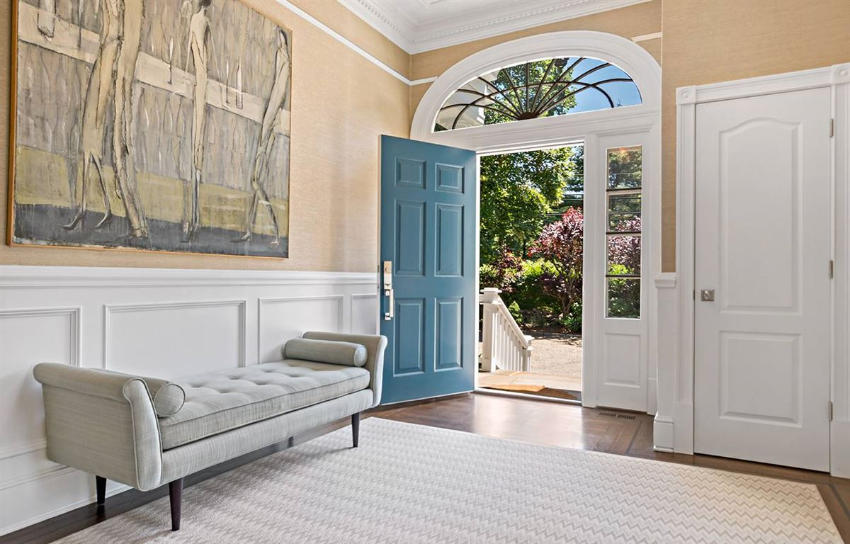 Historic charm meets modern living on West Road luxury properties