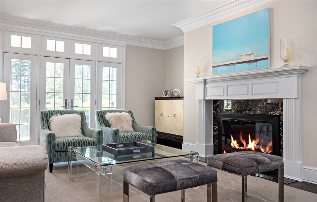 Historic charm meets modern living on West Road mansions