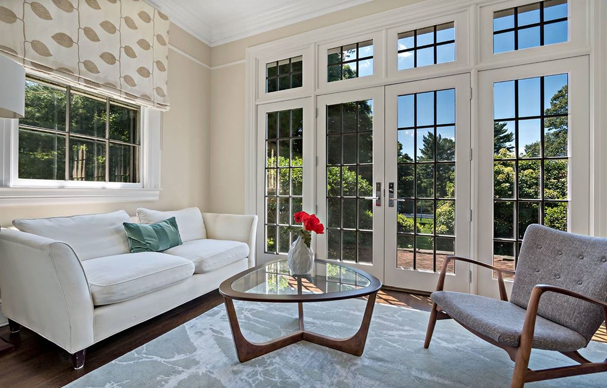 Luxury homes in Historic charm meets modern living on West Road