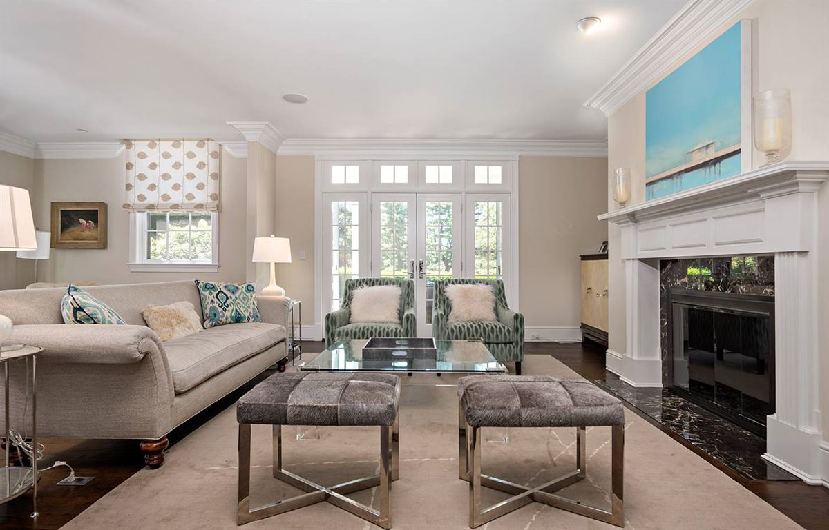 Luxury real estate Historic charm meets modern living on West Road