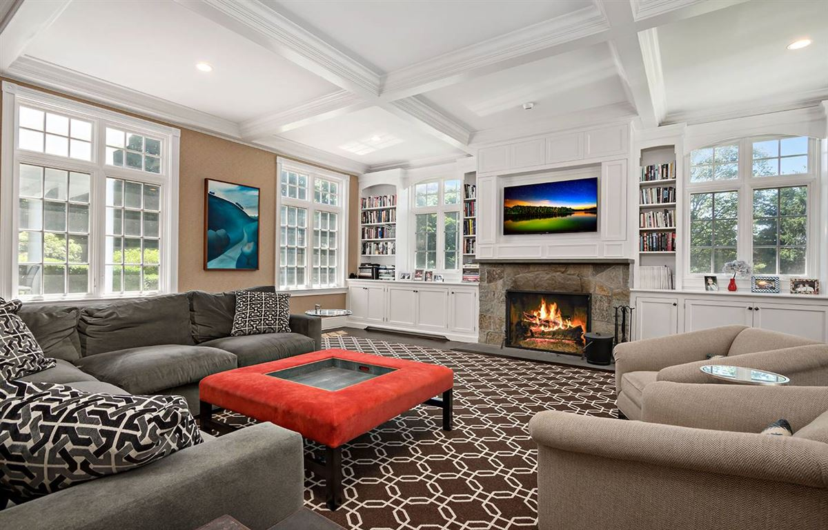 Historic charm meets modern living on West Road luxury real estate