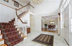 Luxury homes beautiful colonial in coveted neighborhood