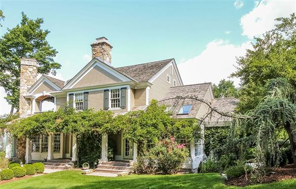 Magnificent views in simsbury luxury real estate