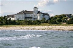 Luxury homes family compound with the finest views on Cape Cod