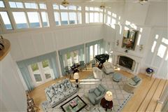 Mansions in family compound with the finest views on Cape Cod