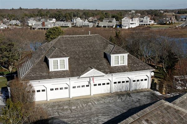 family compound with the finest views on Cape Cod luxury homes