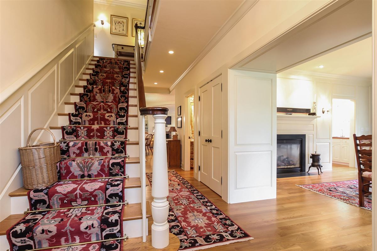 striking captains style home in wonderful location mansions