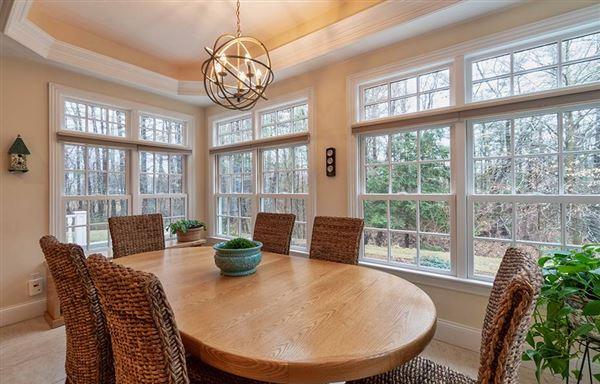 Luxury properties one of Norwells most beautiful custom built homes