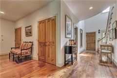 Luxury real estate a meticulously maintained custom-built home
