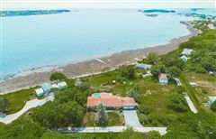 Breathtaking open ocean views in harpswell luxury properties